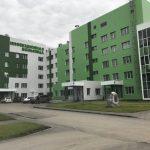 Новокузнецкая инфекционная больница приняла первых пациентов