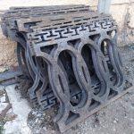 Украденный парапет набережной Кемерова нашли и вернули мэрии