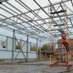 В Белове сорваны сроки строительства школьного спортзала