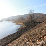 Дамба возле реки Чебал-Су: Сергей Цивилёв проверил ход реконструкции