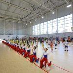 В Междуреченске открылся новый спортивный комплекс «Звёздный»