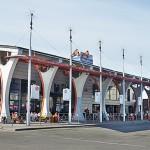 Перроны автовокзала