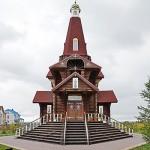 Храм-часовня св. Матроны Московской