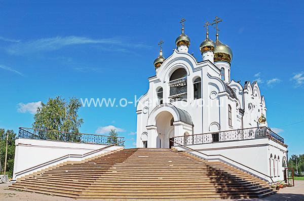 Храм Святой Троицы на пр.Химиков