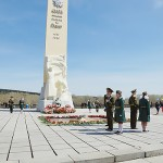 9 мая у памятника погибшим кузбассовцам