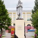 Памятник Михайле Волкову