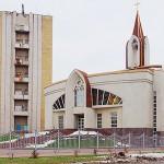 Католический храм Девы Марии