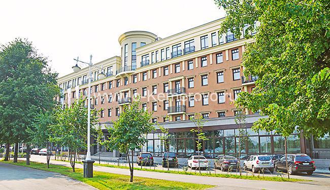 Отель Томь River Plaza на Притомской набережной в Кемерово