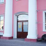 Вход в музей по пр.Советскому, 55