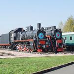 Музей-полигон раритетной железнодорожной техники