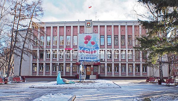 Здание территориального управления Центрального р-на (администрация)