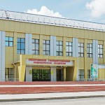 Главный корпус медицинского университета
