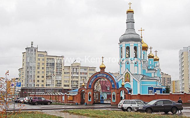 """Церковь иконы Божией Матери """"Утоли моя печали"""""""