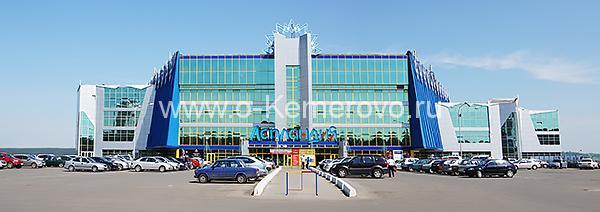 ТРК Лапландия в г.Кемерово