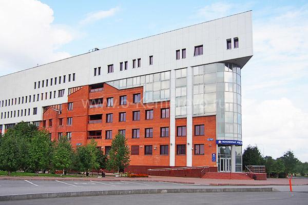 Управление Пенсионного фонда в городе Кемерово