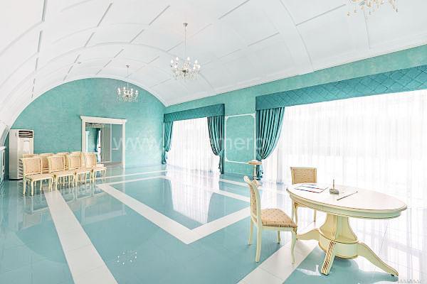 Зал для торжественной регистрации брака в ЗАГСе Рудничного района Кемерово