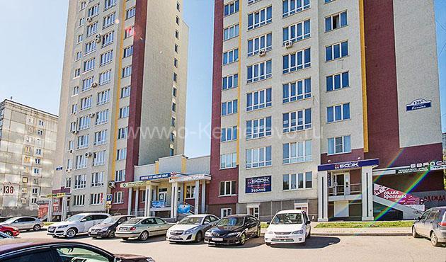 "Мини-гостиница ""Дипломат"" кемерово"
