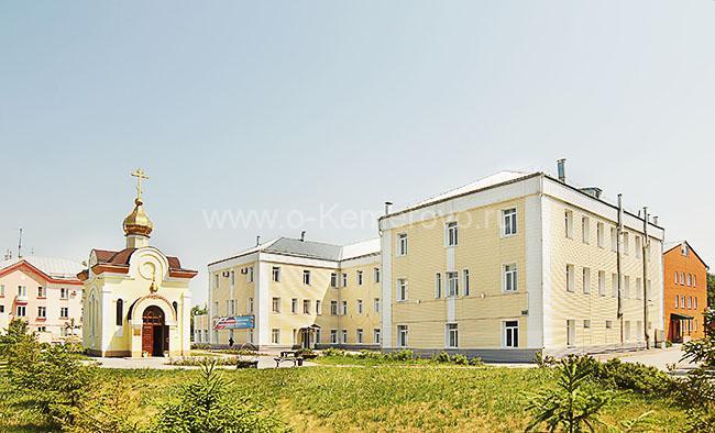 Центральная районная больница города Гурьевска Кемеровской области