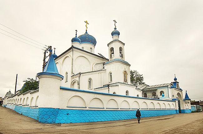 Свято Серафимо-Покровский женский монастырь. Город Ленинск-Кузнецкий, Кемеровская область.