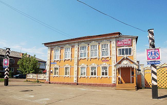 Краеведческий музей, г. Мариинск Кемеровской области