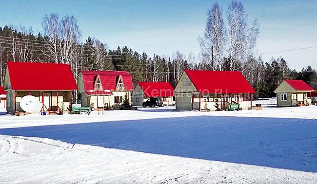 Горнолыжный комплекс Золотая гора, Гурьевск