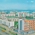 Вид на пр.Ленина, перекрёсток с Пионерским бульваром
