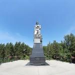 Монумент Память шахтерам Кузбасса в Кемерове, автор Эрнст Неизвестный
